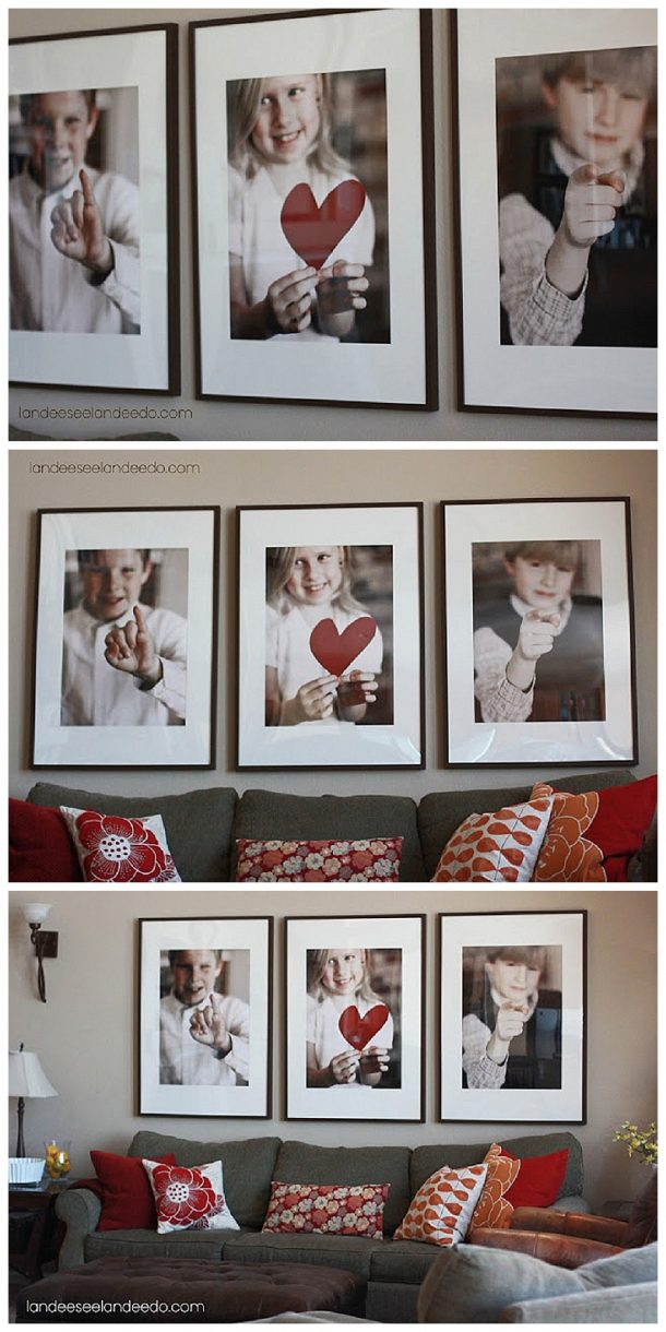DIY Tutorial - Use PHOTOS in your Seasonal and Holiday Decor - Tips and Tricks