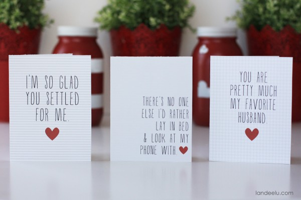 Printable Valentine Cards For Husband – Free Printable Valentine Cards for Husband