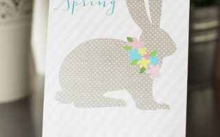 Free Spring Printable from landeelu.com