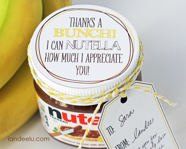 http://www.landeeseelandeedo.com/wp-content/uploads/2014/05/Bananas-and-Nutella-Thank-You-Gift-Idea-cute.jpg