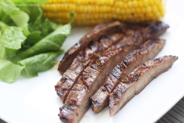 Flank Steak Marinade Recipe