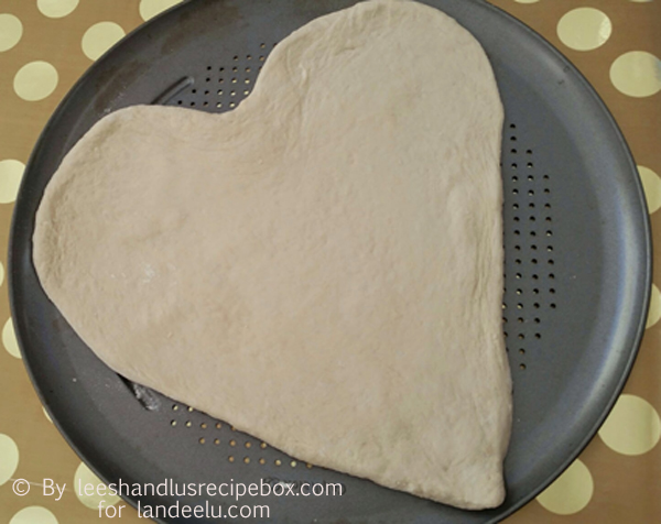 Heart Shaped Pizza  (6)