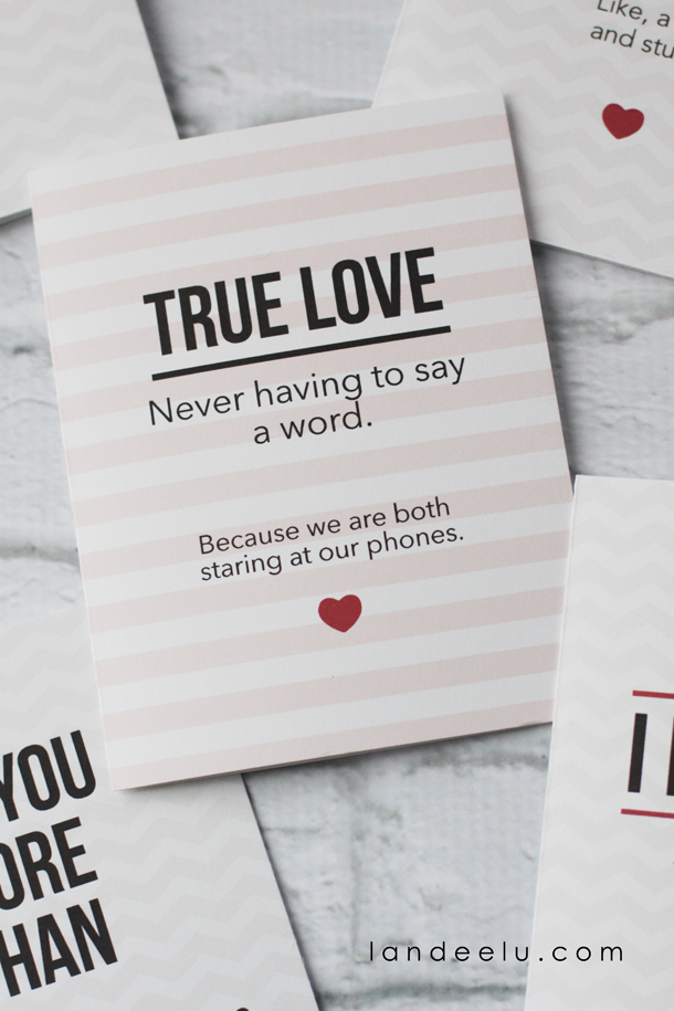 Influential image in funny printable valentine's day cards