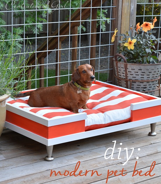 Creative Diy Dog Beds Landeelu Com