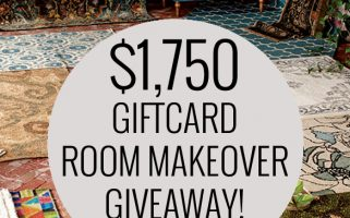 Win a $1,750 Giftcard from World Market!!