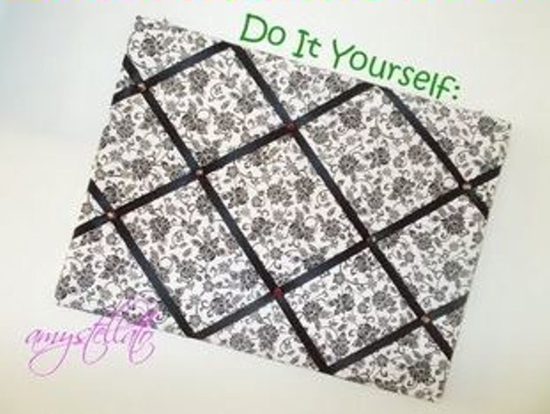 Amy Stelleto YouTube Bulletin Board tutorial
