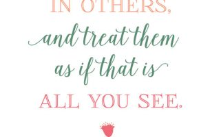 See the Light in Others Quote | landeelu.com