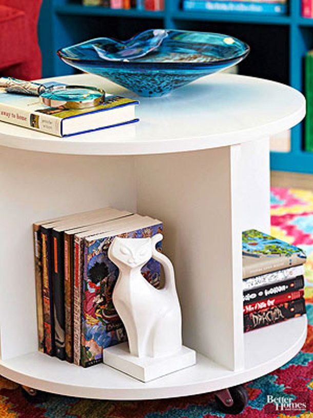 Diy ottomans landeelucom for How to build an ottoman with storage