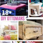 DIY Ottomans