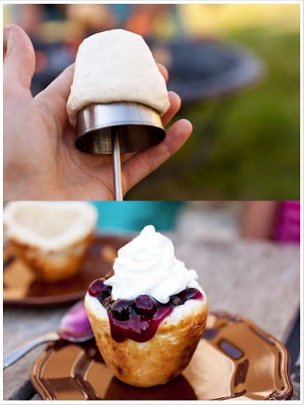 Campfire Tarts Cooking Classy