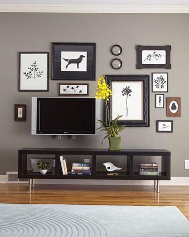 Decorate-around-it-TV-disguise