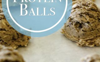 Healthy and Yummy Protein Balls are a great summer snack for kids