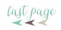 last page
