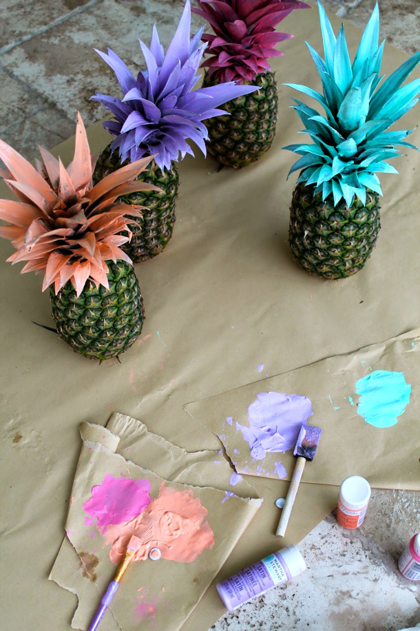 Easy Summer Dinner Party Decor Amp Craft Ideas Landeelu Com