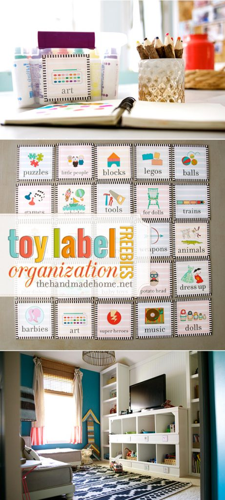 Toy Organization Ideas Landeelu Com