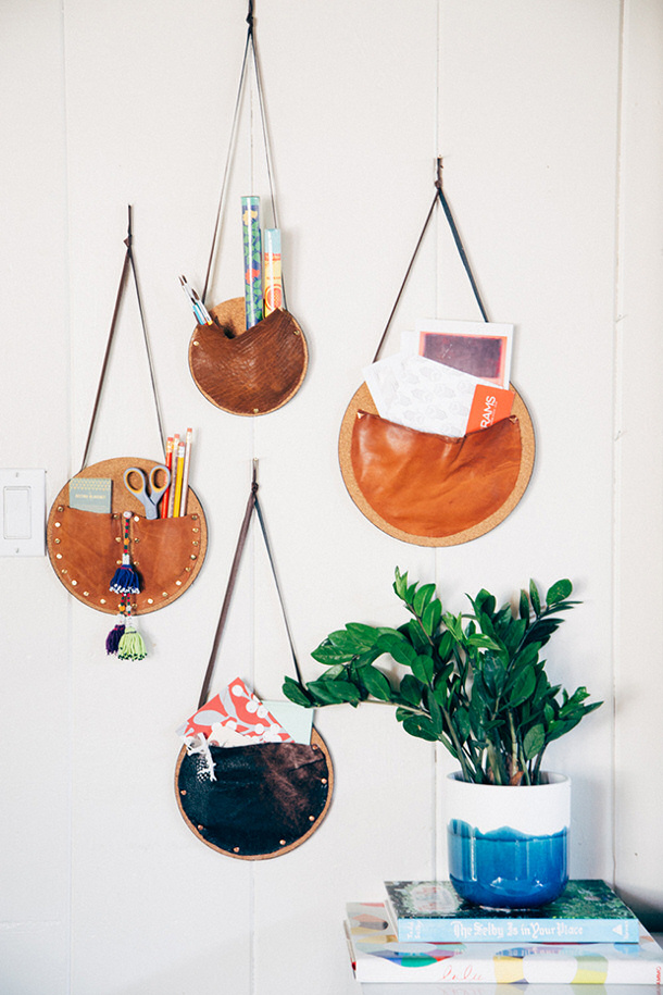 Diy office organization ideas - Vide poche mural ikea ...