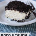 Oreo Heaven Dessert Recipe