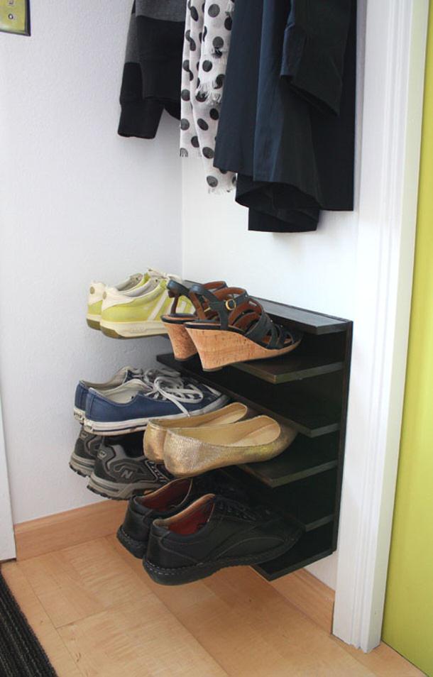 Clever Shoe Storage Ideas Landeelu Com
