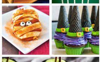 Spooktacular Halloween Treat Ideas | landeelu.com So many cute ideas for Halloween treats this year!