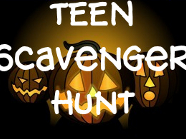 Scavenger Hunt For Teens