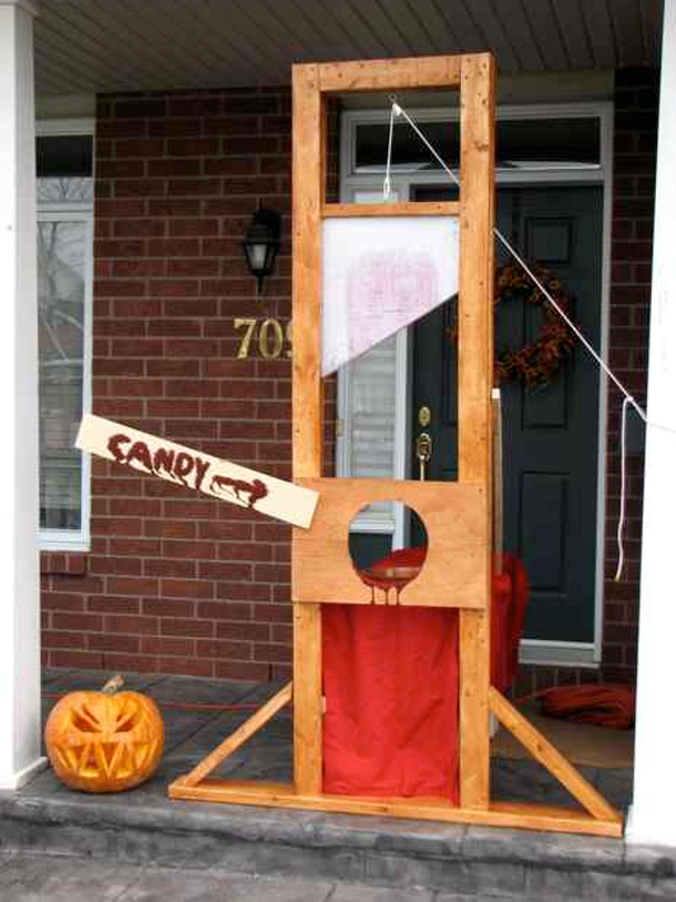 Halloween Door Decor Ideas Landeelu Com