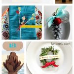 Holiday DIY Placecards