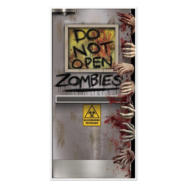 Halloween Door Decor Ideas Landeelu Com