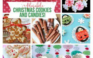Christmas Cookies!! So many great ideas for neighbor gifts and cookie exchanges!