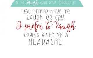 Laugh-Through-Life-Printable