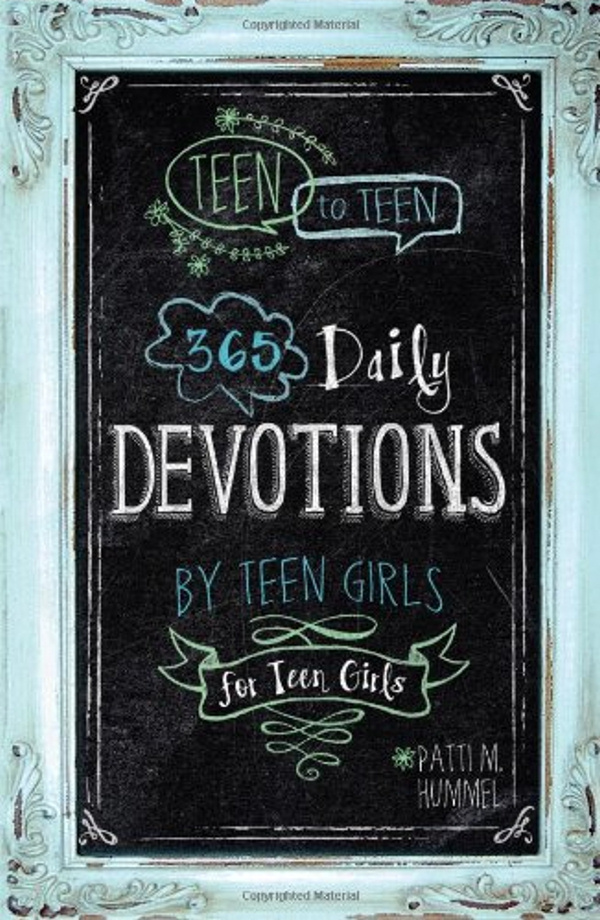 Printable devotionals for teens certainly right