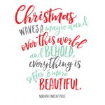 Sunday Encouragement: Christmas {12.20.15}