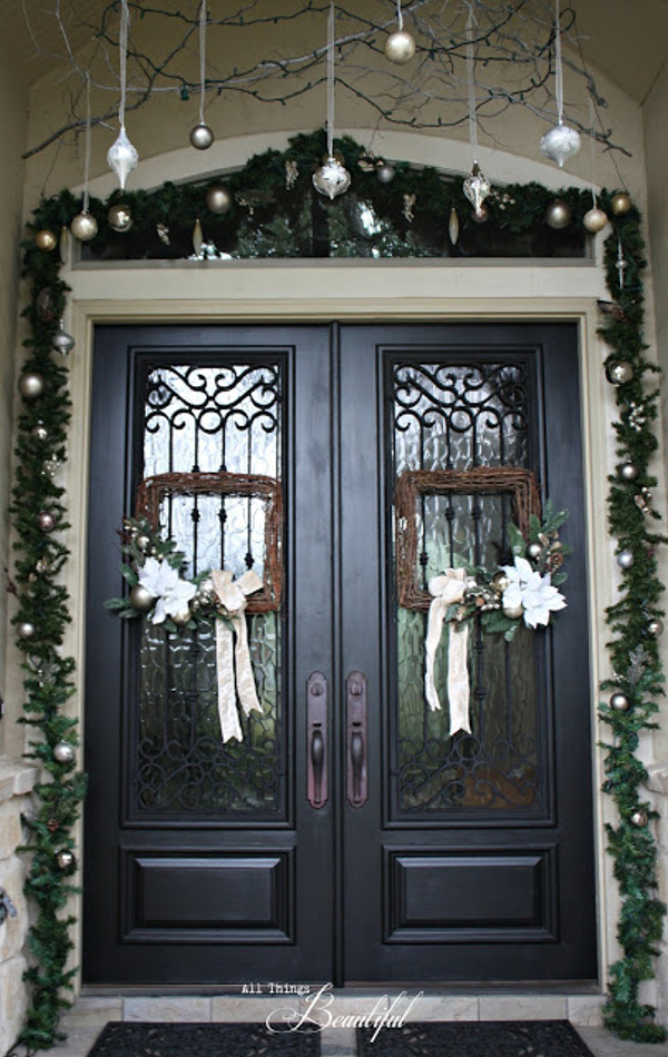Double Front Door Ideas