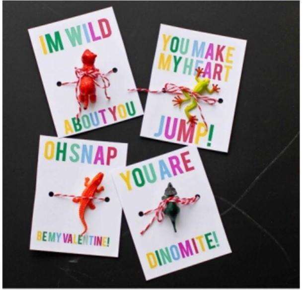 Schön Tiny Animal Valentines Perfect For Boys Sweet Cs Designs