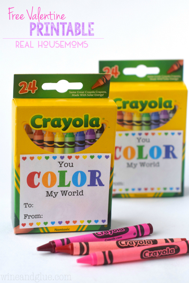 valentine_printable crayons real housemoms
