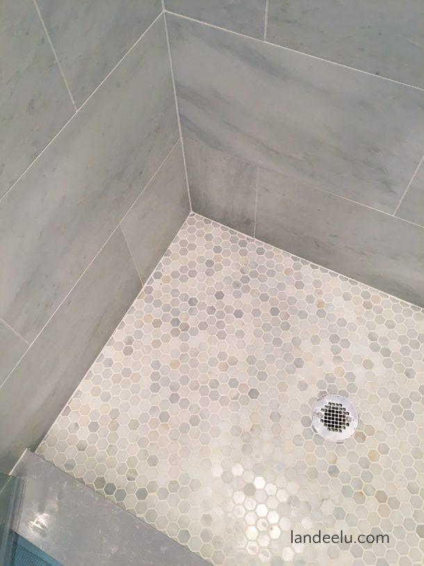Finishing A Basement: The Bathroom | landeelu.com