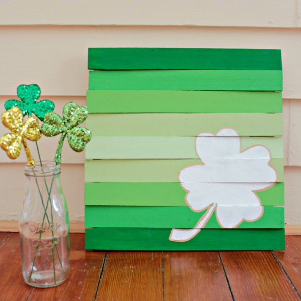 Diy St Patrick S Day Decorations Page 2 Of 2 Landeelu Com