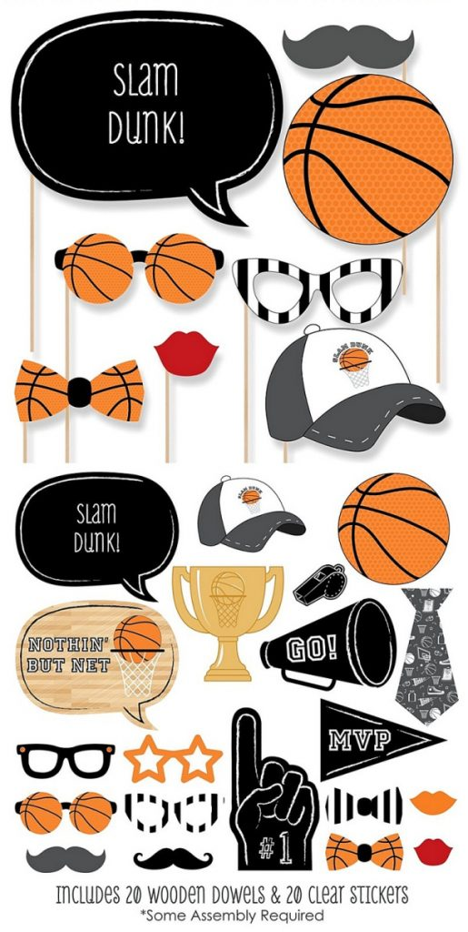 Basketball Crafts Projects