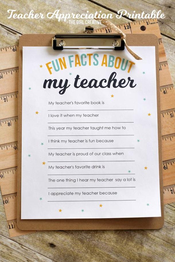 math worksheet : teacher appreciation week gift ideas  landeelu  : Homemade Christmas Gifts For School Teachers