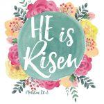 Sunday Encouragement: Easter Greetings