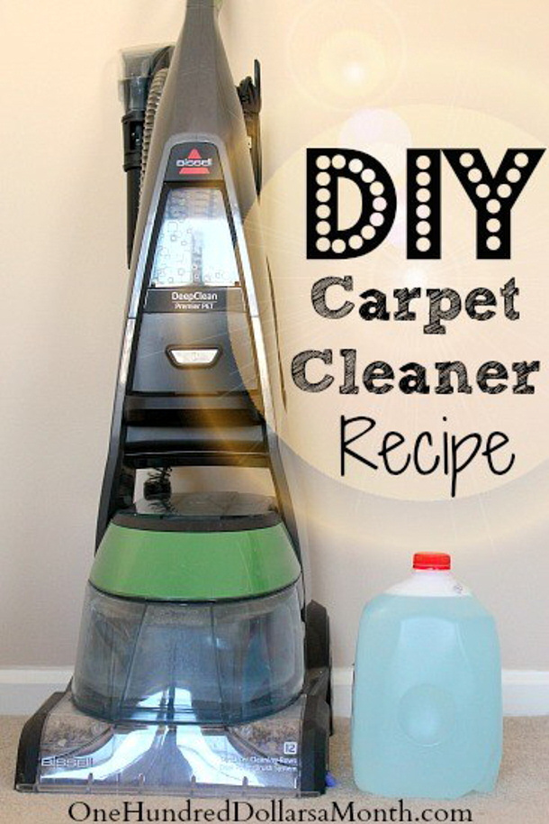 Carpet Cleaners Natural Products