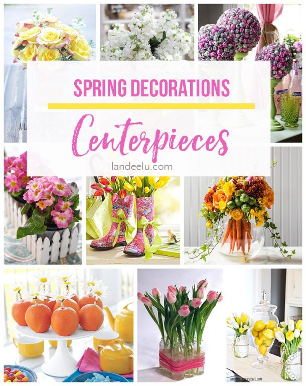 Spring decorations centerpieces landeelu mightylinksfo