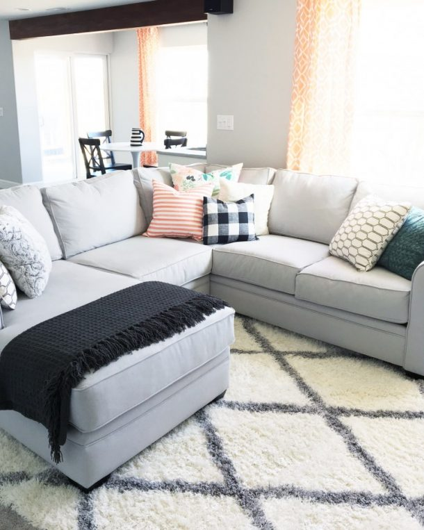 Finishing A Basement: The Family Room   landeelu.com
