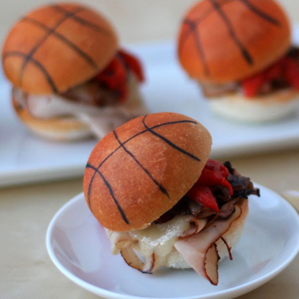 Basketball Party Treats And Diy Decorations Landeelu Com