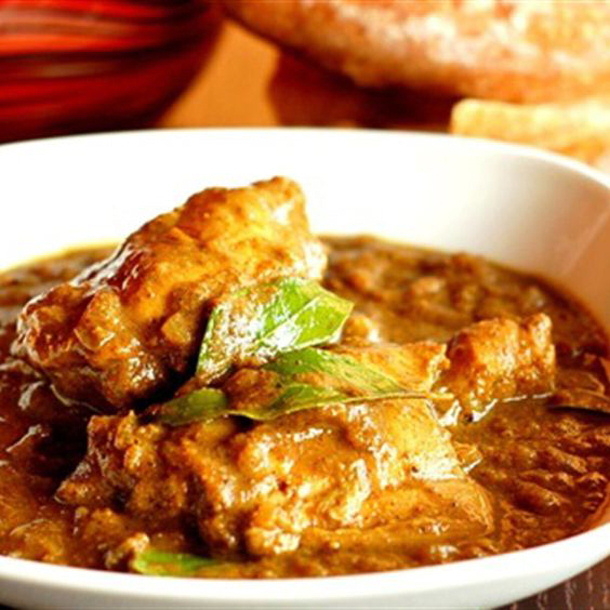 Chicken Curry Recipe - Sri Lankan Chicken Curry via LifeStyle FOOD