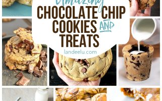 Tons of awesome chocolate chip cookies recipes. My favorite!