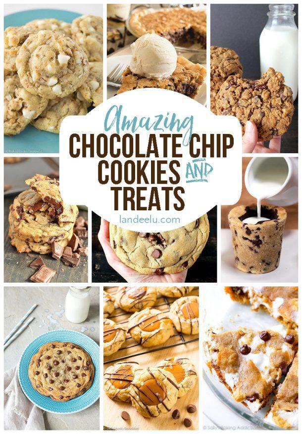 Chocolate Chip Cookies Recipes - landeelu.com