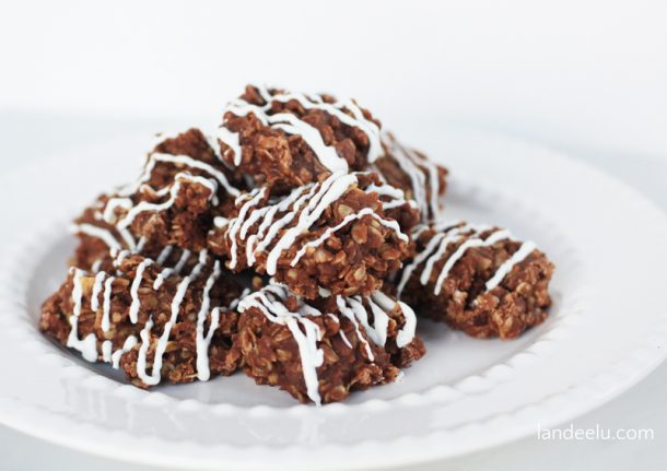 how to make nobake cookies