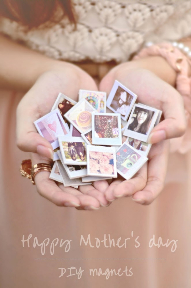 Diy mothers day gift ideas for Small gifts for mom