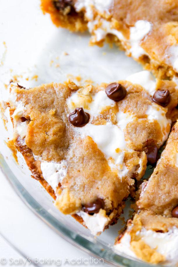 Toll House Cookie Dough Cake Recipe