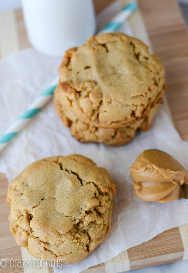 bakery butter cookie recipes